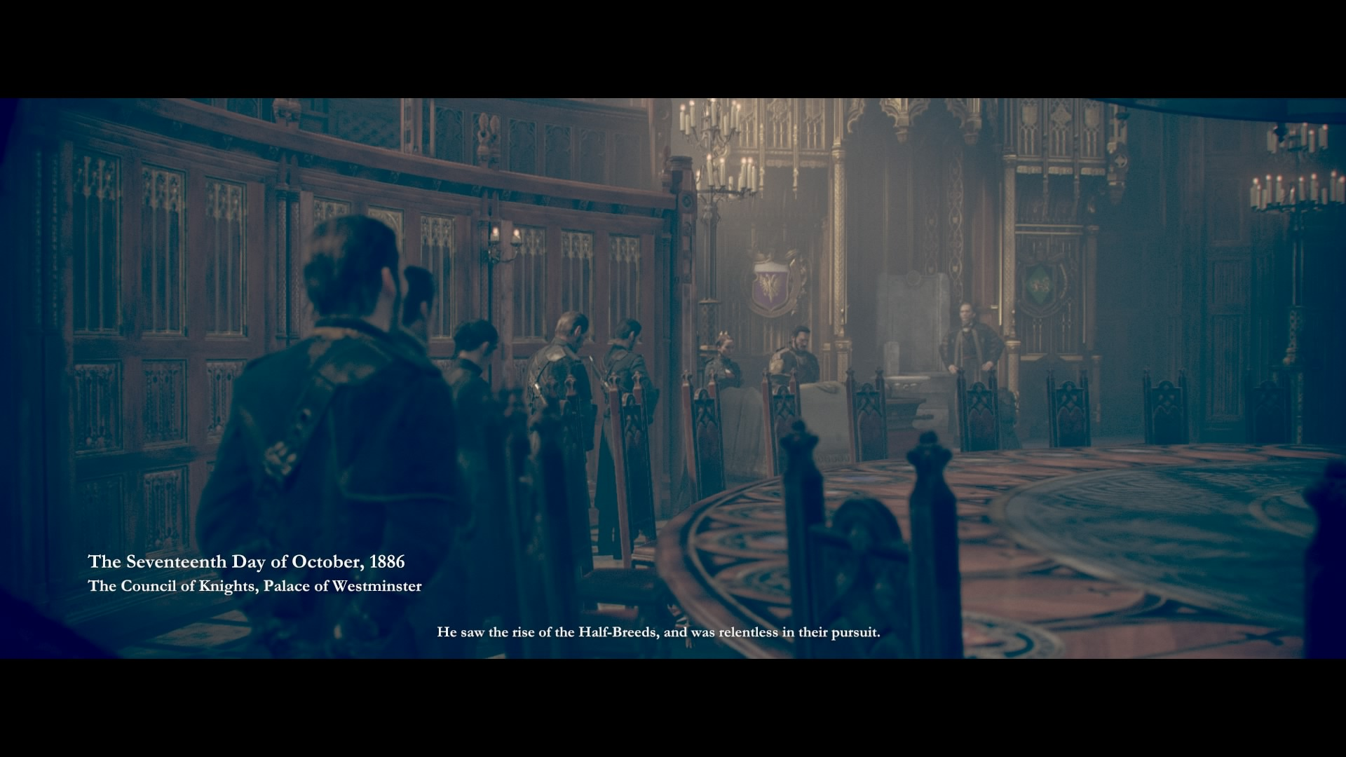 The Order 1886 Chapter 7