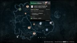 destiny quest nightcrawler