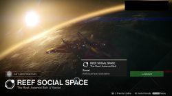 destiny reef social space