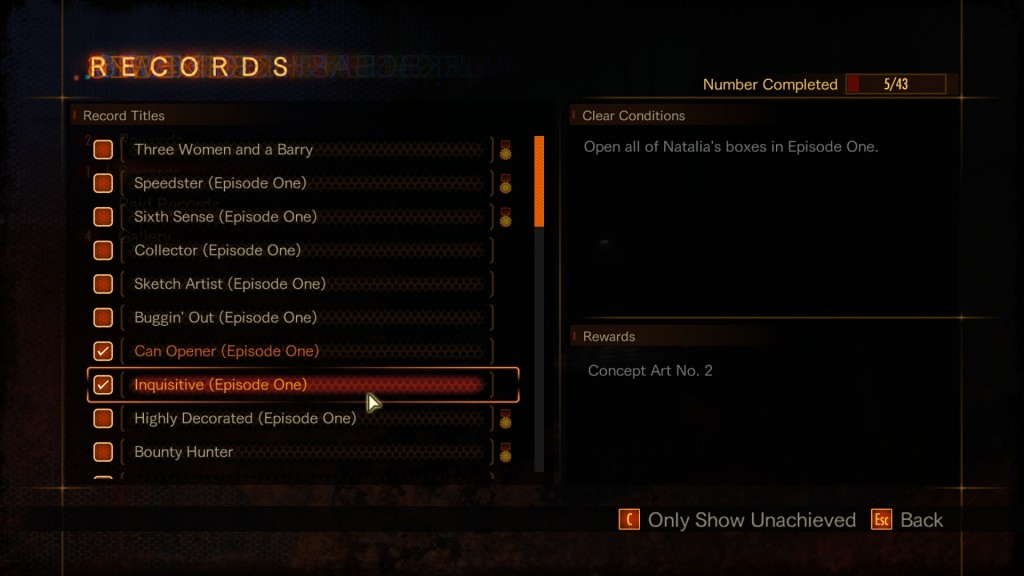resident evil revelations 2 natalia's boxes locations guide  inquisitive