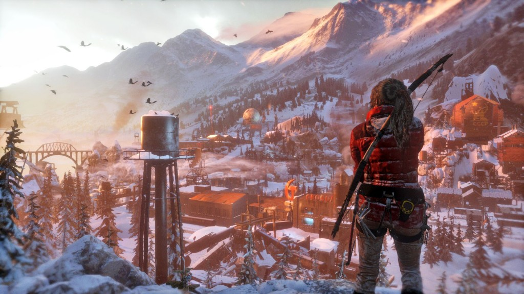 Rise Of The Tomb Raider Screenshots 11