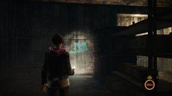 second kafka drawing wall location