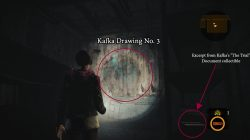 third kafka drawing location