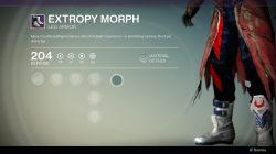 Warlock crucible armor 2