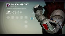 Warlock crucible armor 4
