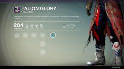 Warlock crucible armor 5