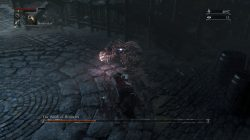 Bloodborne The Witch of Hemwick
