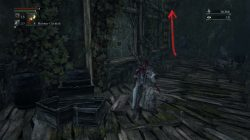 how to find bloodborne cannon 5