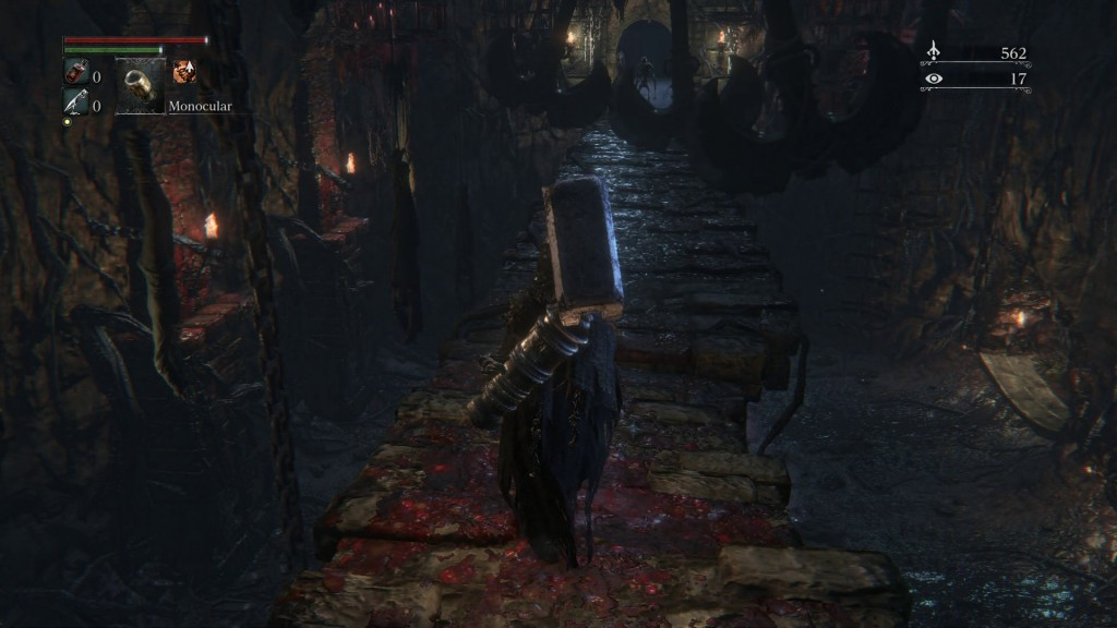 bloodborne chalice dungeon 3