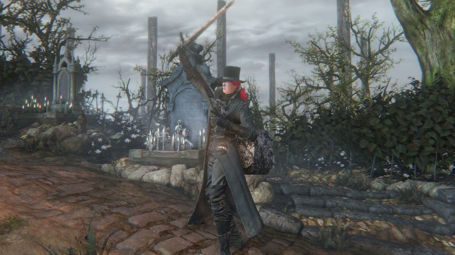 Bloodborne Gestures and How To Unlock Them