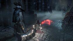 bloodborne tombstone death reel