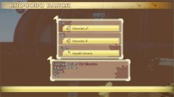 final fantasy type-0 chocobo breeding 1