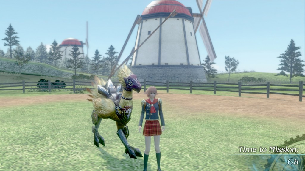 final fantasy type0 hd chocobo