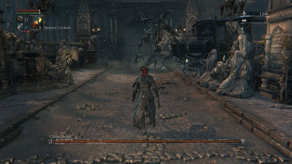 bloodborne first boss 14