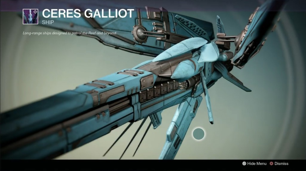 destiny house of wolves ceres galliot