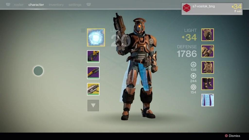 destiny gear upgrade