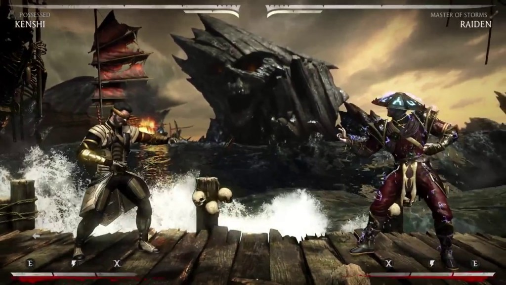 mortal kombat x costume colors