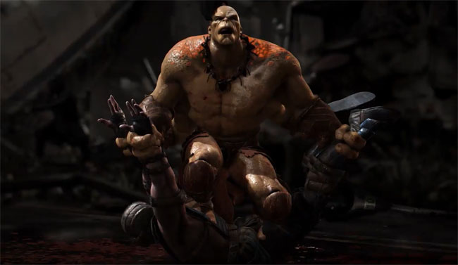 How to download Goro in Mortal Kombat X