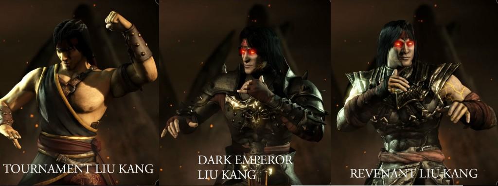 Alternate Costumes Guide Mortal Kombat X