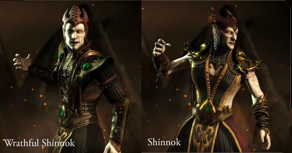 Alternate Costumes Guide | Mortal Kombat X