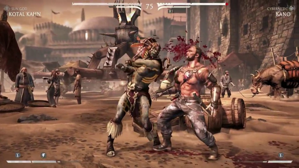 mortal kombat x beginner's guide 2
