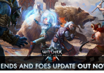 the witcher battle arena update