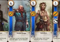 witcher 3 gwent cards