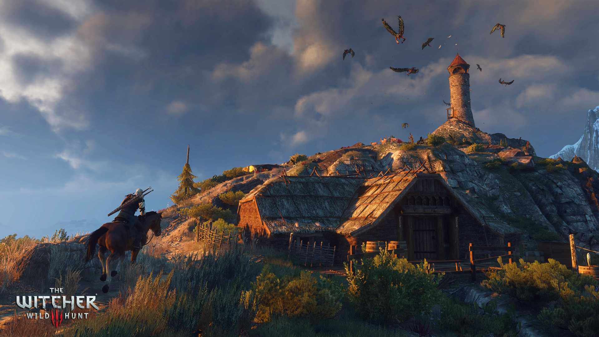 The Witcher 3 Wild Hunt World Map Revealed