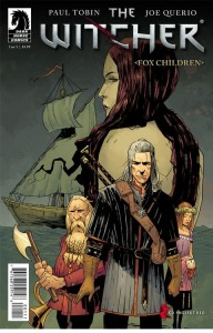 witcher fox children comic
