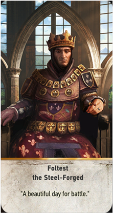 Foltest The Steel-forged card