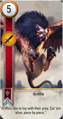 Griffin card