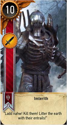 Imlerith card
