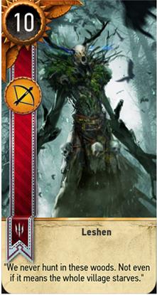 Leshen card