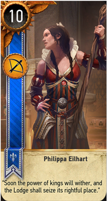 Philippa Eilhart card