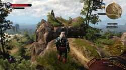 Witcher 3 Vegelbud Residence Place of Power
