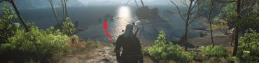 Witcher 3 Crossroads Skellige Place of Power
