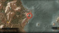 Witcher 3 Cyclops Cave Skellige Place of Power