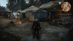 Witcher 3 Kaer Muire Blacksmith Location