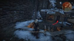 Witcher 3 Kaer Trolde Place of Power Location
