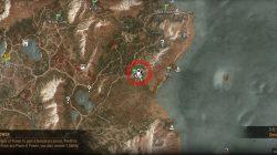 Witcher 3 Skellige Morskogen Fores Place of Power