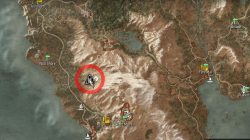 Witcher 3 Skellige Wild Shores Place of Power
