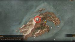 Witcher 3 Spikeroog Skellige Place of Power
