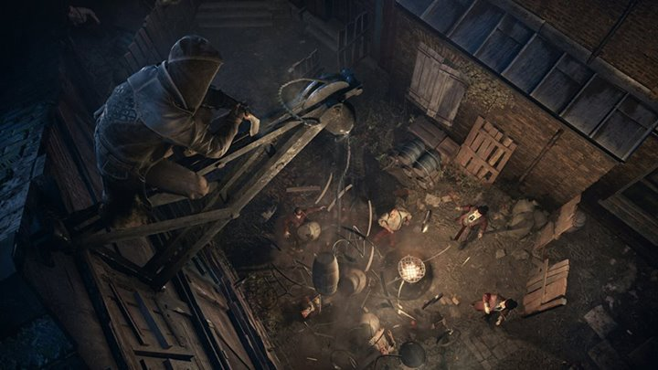 assassin's creed syndicate release date
