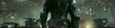 arkham knight characters unmasked