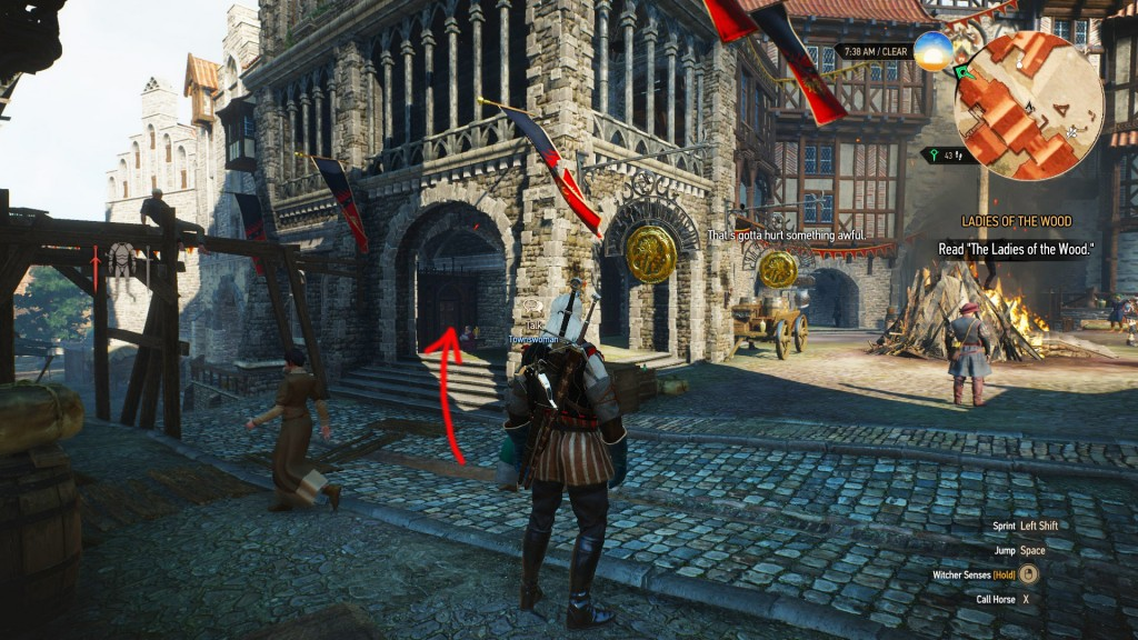 bank location in novigrad