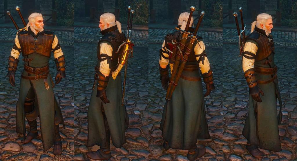 ursine armor set