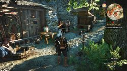 witcher 3 harviken blacksmith