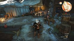 witcher 3 kaer muire blacksmith