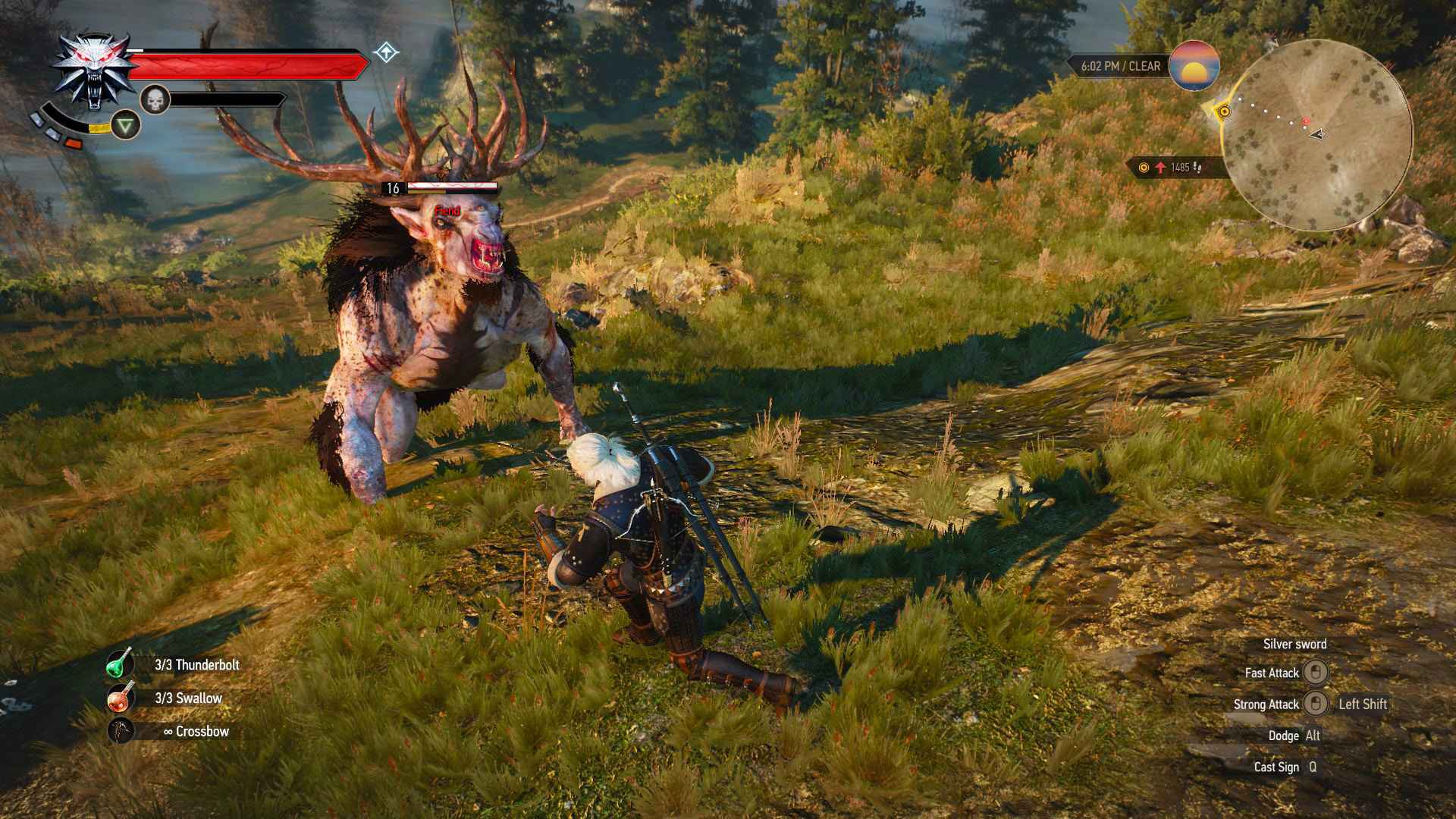 Lesser Red Mutagen Farming Location | The Witcher 3