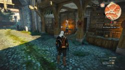 novigrad blacksmith